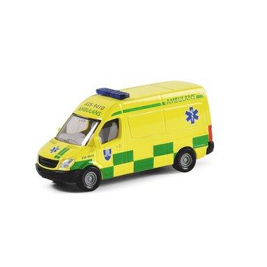 Svensk ambulans