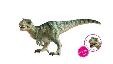 Plastfigur Tyrannosaurus Rex