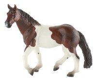 Plastfigur häst skäck
