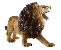 Plastfigur lejon