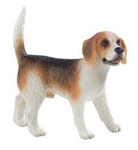 Plastfigur beagle