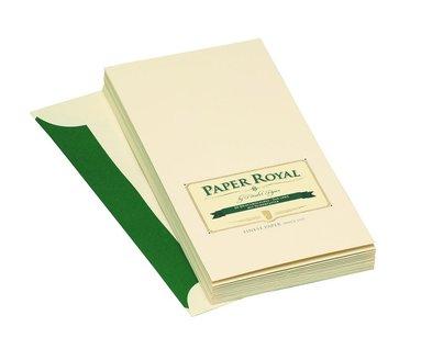 Kuvert E65 Paper Royal 20 styck beige