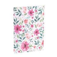 Brevpappersmapp blossom 10 ark & 10 kuvert