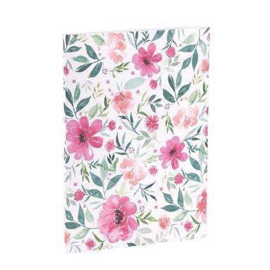 Brevpappersmapp blossom 10 ark & 10 kuvert 1