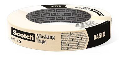 Maskeringstejp Scotch 2010 50m x 18mm
