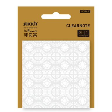 Notisblock In Bloom Clearnote 30bl keramik