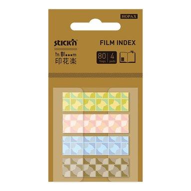 Notisflik In Bloom 4x20blad keramik