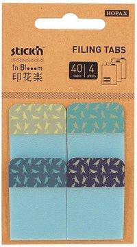 Notisflik Stick'n In Bloom 38x25mm fåglar