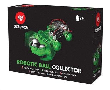Experiment Robot Bollsamlare