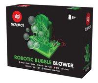 Experiment Robot Bubbelmaskin