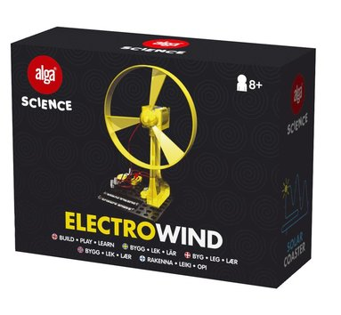 Experiment Electro Wind 1
