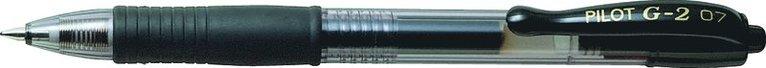 Kulspetspenna G-2 0,7 svart 1