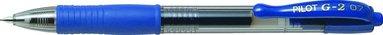 Kulspetspenna G-2 0,7 blå