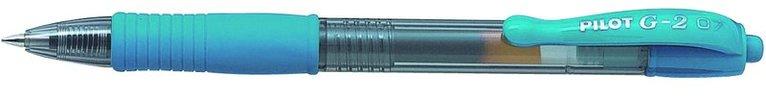 Kulspetspenna G-2 0,7 ljusblå 1