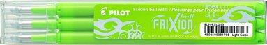 Refill Frixion Ball 0,7 3-pack ljusgrön
