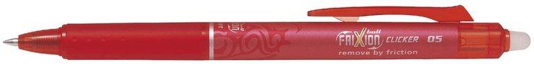 Kulspetspenna Frixion Ball Clicker 05 röd 1
