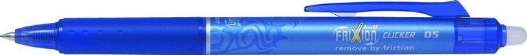 Kulspetspenna Frixion Ball Clicker 05 blå 1
