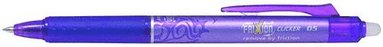 Kulspetspenna Frixion Clicker 0,5 violett