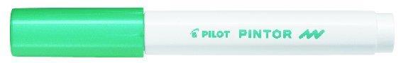 Märkpenna Pilot Pintor F metallic grön 1