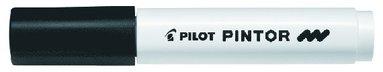 Märkpenna Pilot Pintor M svart 1