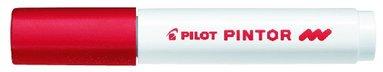 Märkpenna Pilot Pintor M röd 1