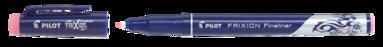 Fiberspetspenna Frixion Fineliner ljusrosa 1