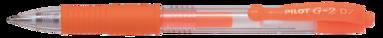 Kulspetspenna G-2 0,7 neonorange