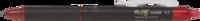 Kulspetspenna Frixion Clicker 0,5 Synergy-Tip röd