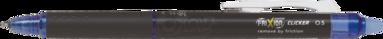 Kulspetspenna Frixion Clicker 0,5 blå