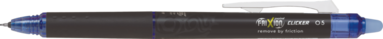 Kulspetspenna Frixion Point Clicker 05 blå