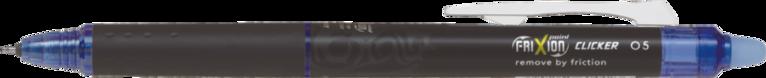 Kulspetspenna Frixion Point Clicker 05 blå 1
