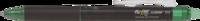 Kulspetspenna Frixion Clicker 0,5 Synergy-Tip grön