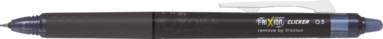 Kulspetspenna Frixion Clicker Point 05 svartblå