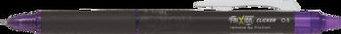 Kulspetspenna Frixion Point Clicker Synergy-tip 05 violett