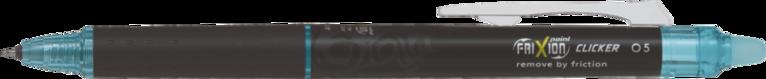 Kulspetspenna Frixion Point Clicker 05 ljusblå 1