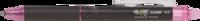 Kulspetspenna Frixion Clicker 0,5 Synergy-Tip rosa