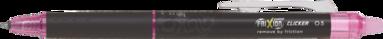 Kulspetspenna Frixion Clicker 0,5 rosa