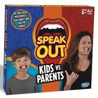 Spel Speak Out Kids vs. Parents