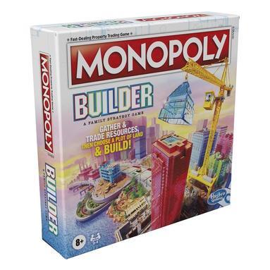 Spel Monopoly Builder 1