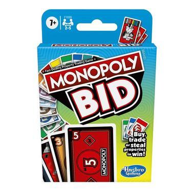 Spel Monopoly Bid 1