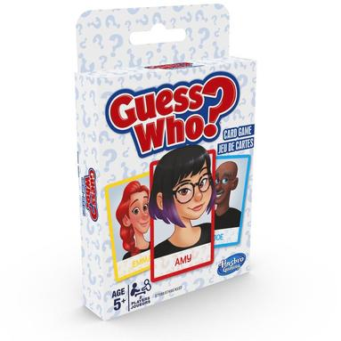 Spel Guess Who Classic Card Game 1