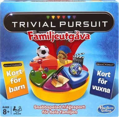 Trivial Pursuit familjeutgåva