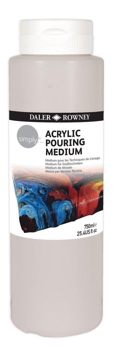 Pouring Medium 750 ml Simply