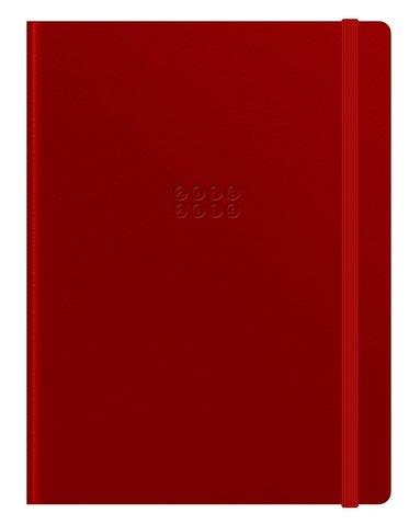 Kalender 18-19 A5 Edge VpU röd 1