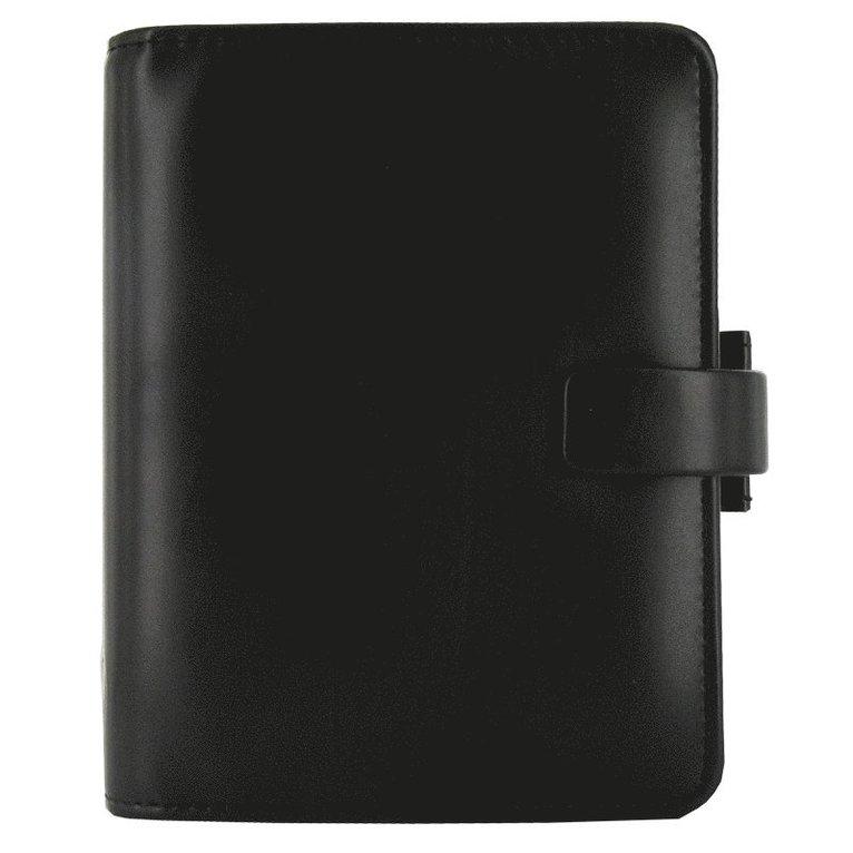 Kalenderpärm Filofax Pocket Metropol svart 1
