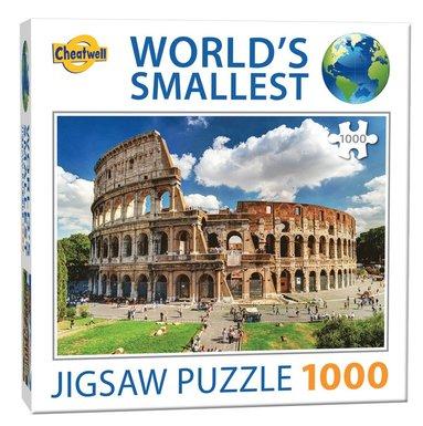 Pussel 1000 bitar World's Smallest The Colosseum
