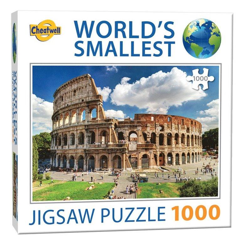Pussel 1000 bitar World's Smallest The Colosseum 1