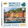 bokomslag Pussel 1000 bitar World's Smallest Portofino