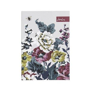 Notisblock med pärm Joules Floral 1