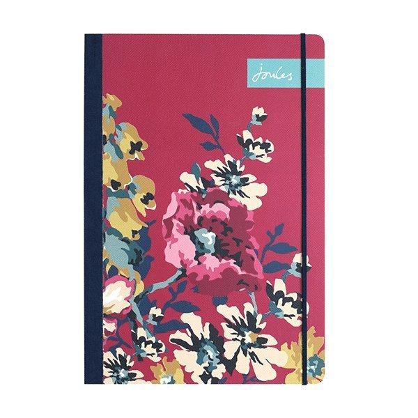 Anteckningsbok A5 linjerad Joules Floral 1